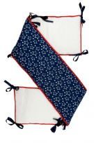 By Carla Little Stars Cot Bumper